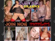 Lustful Granny