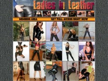 Ladies in Leather