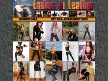 Ladies in Leather
