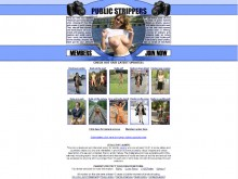 Public Strippers