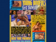 Young Boofuls First Blowjob