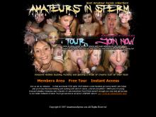 Amateurs in Sperm