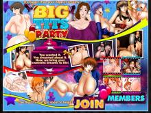 Big Tits Party