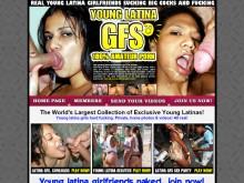 Young Latina GFs
