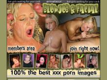 Blowjob & Facial