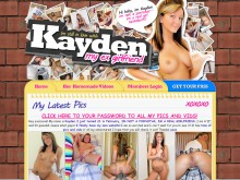 Kayden Girlfriend