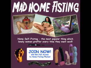 Mad Home Fisting