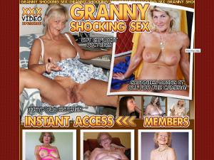 Granny Shocking Sex