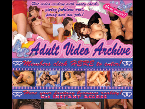 Adult Video Archive