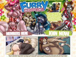 Furry Comics