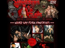 Monsters VS Gays