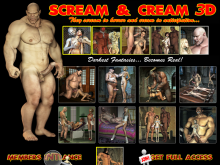 Scream and Cream 3D