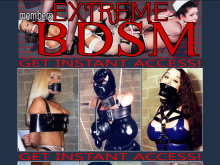 Extreme BDSM