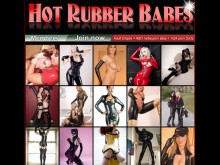 Hot Rubber Babes