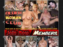 Older Woman Club