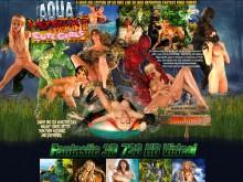 Aqua Monsters Fucking Cute Girls