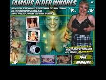Famous Older Whores