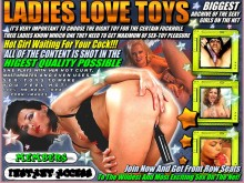 Ladies Love Toys