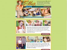 Elka - amateur teen girl from Russia