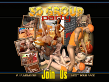 3D Group Party