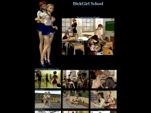 Dickgirl School
