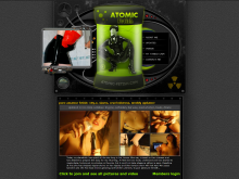 Atomic fetish - mistress diary