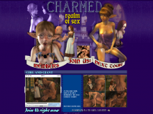 Charmed realm of sex