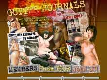 Gutter Journals TOON FILES
