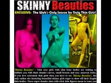 Skinny Beauties