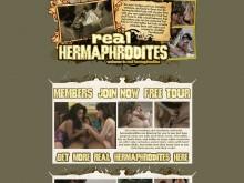 Real Hermaphrodites