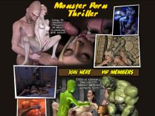 Monster Porn Thriller
