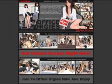 Office Orgies