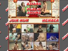 Asians On Public Shows