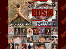 Shocking BDSM