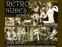 Retro Nudes Erotika
