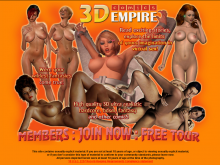 3D Comics Empire
