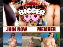 I Want Bigger
