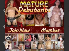 Mature Debutants