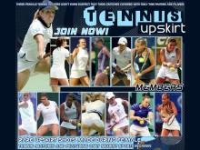 Tennis Upskirt