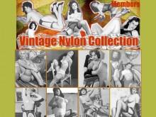 Vintage Nylon Collection