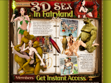 3D Sex in Fairyland