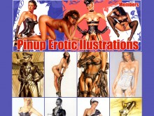 Pinup Erotic Illustrations