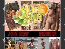 Nude Sun