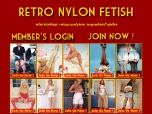 Retro Nylon Fetish