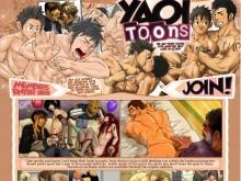 Yaoi Toons