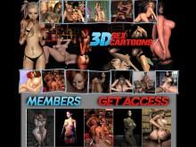 3D Sex Cartoons