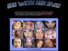 Sex With Her Face