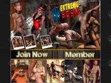 3D Extreme BDSM