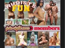 Nudists Fun