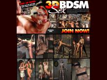 3D BDSM Sex